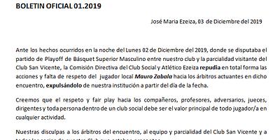 Boletin Oficial 01.2019