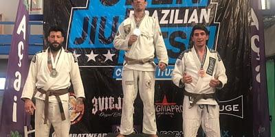 Jiu Jitsu Campeones
